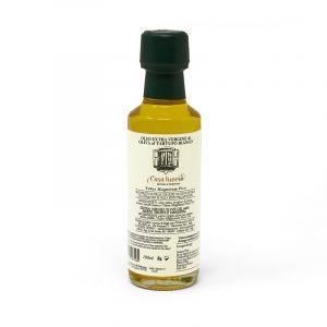 olio extravergine di oliva al tartufo