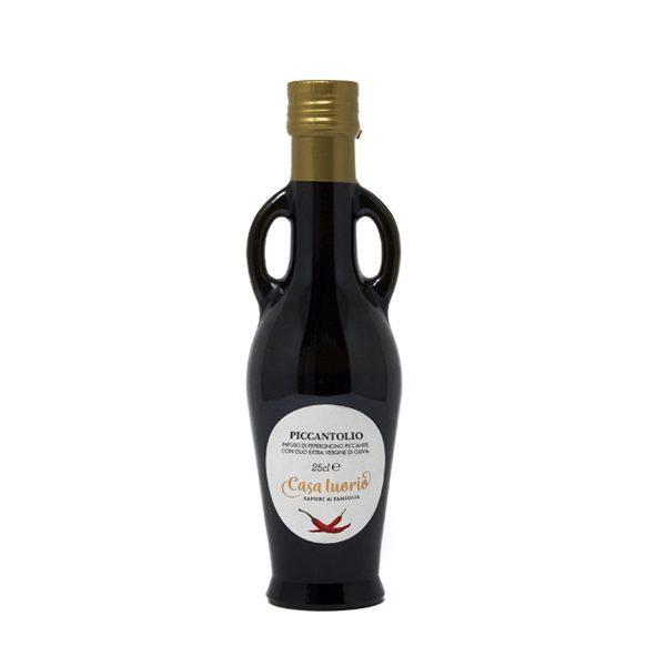 olio di oliva piccante