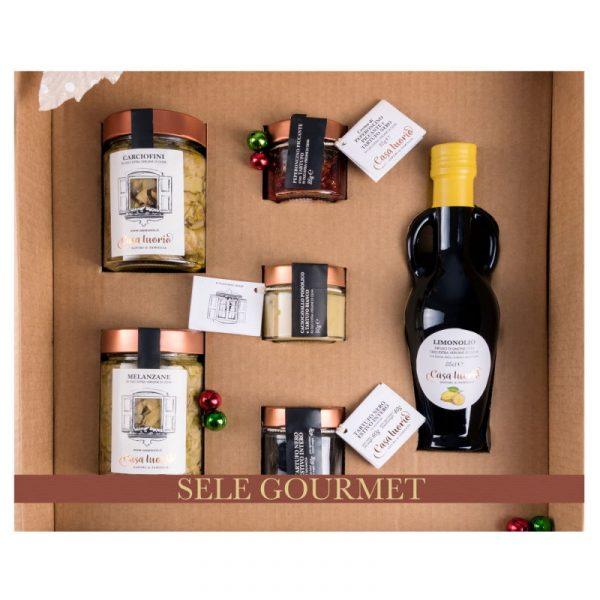 Gift box Sele Gourmet