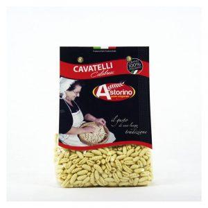 Cavatelli pasta