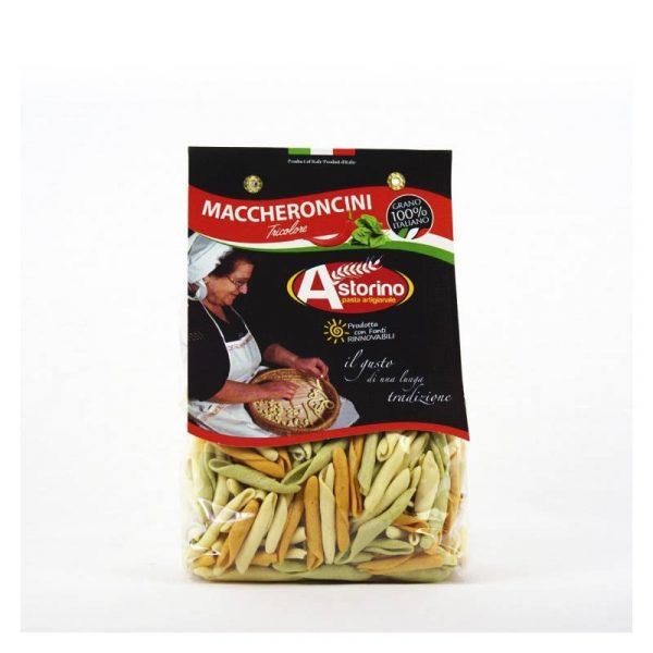 Maccheroncini tricolore