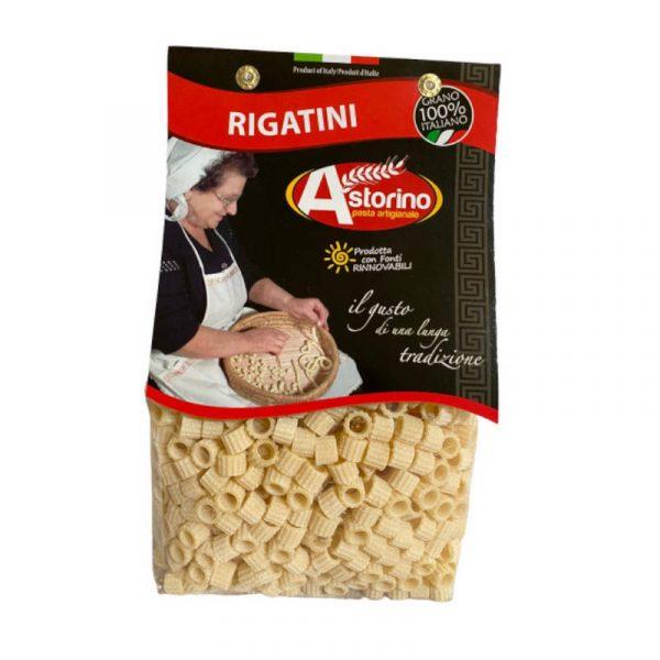 Rigatini pasta