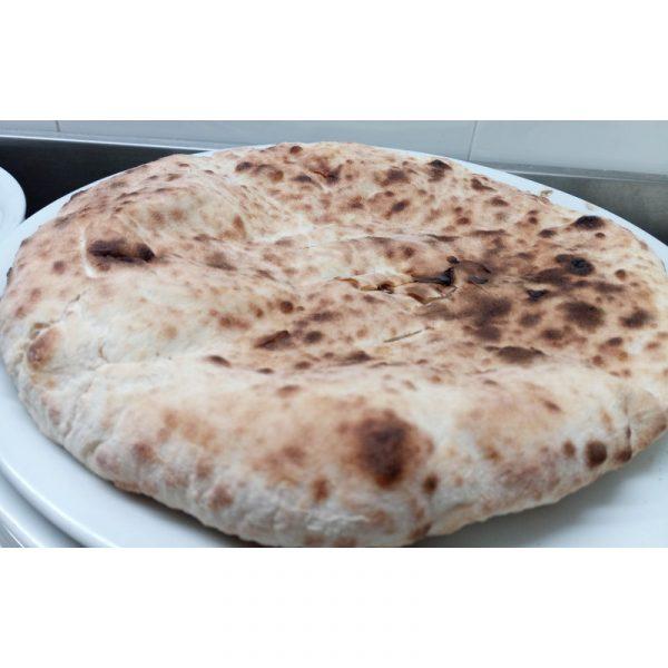 Base pizza pronta